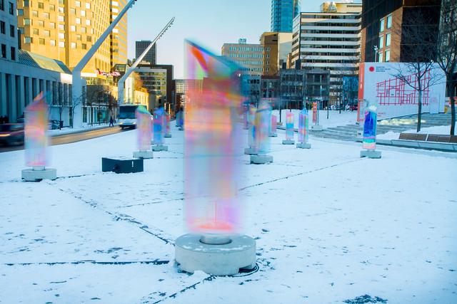 Luminothérapie, Montreal