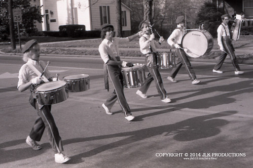 Tri-X Files 84_31.10a: Crossing the Drumsticks