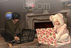 *BOOM* Super Magical Portable Internet Machines