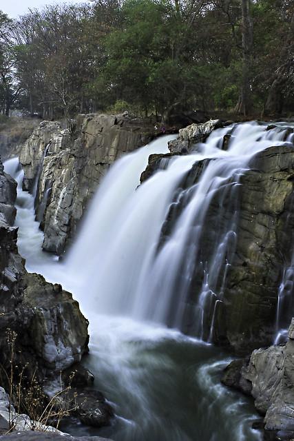Hogenakkal Falls, Tamil Nadu, India