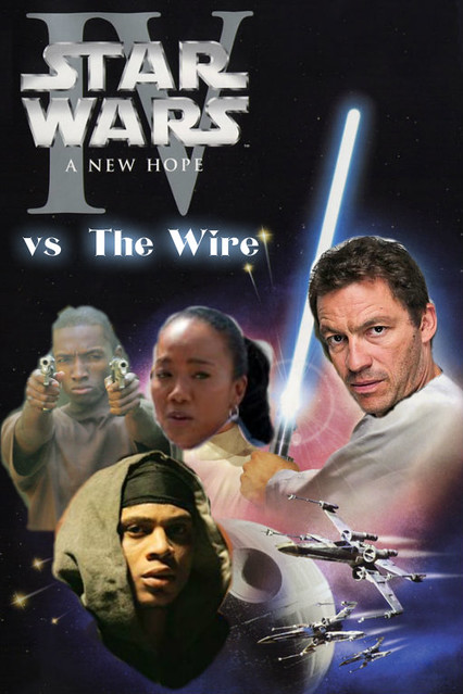 Star Wars vs The Wire