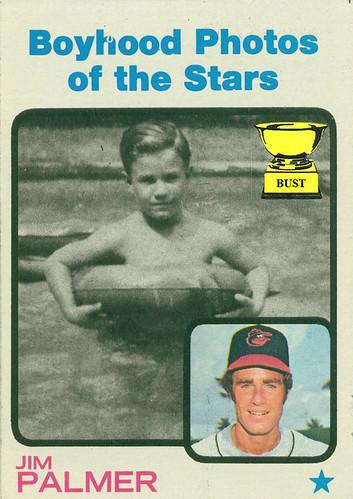 Baseball Card Bust