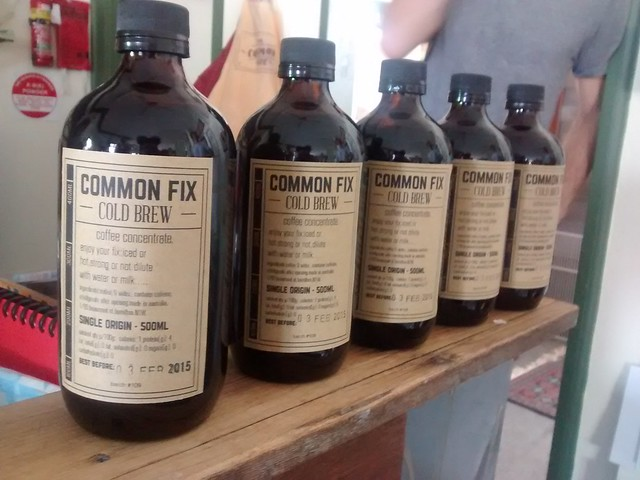 common fix cold brew coffee