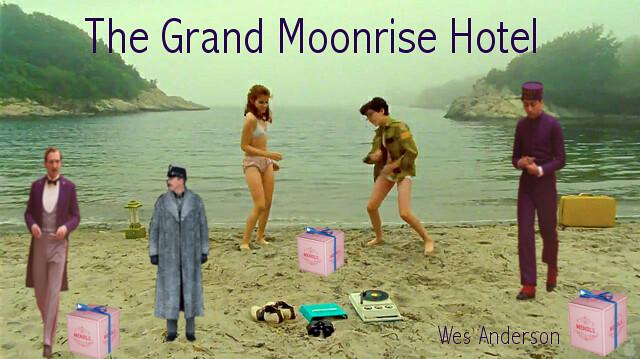 The Grand Moonrise Hotel