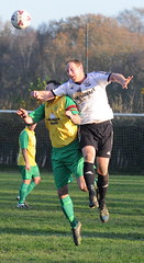 Westfield v Bexhill United