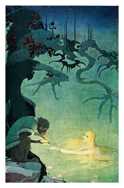 001-The three Mulla-mulgars -1919- Ilustrado por Dorothy P. Lathrop