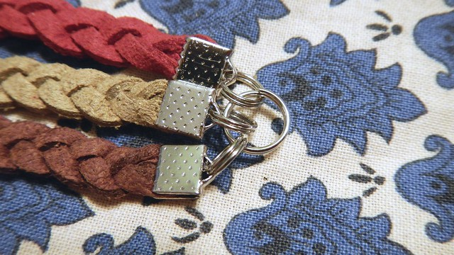 Braided Suede Bracelet 5