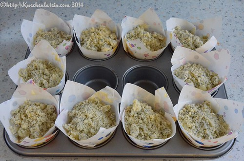 ©Apfel-Streusel-Muffins - Apple Crumble Muffins (4)