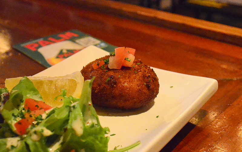 Cheese Croquette
