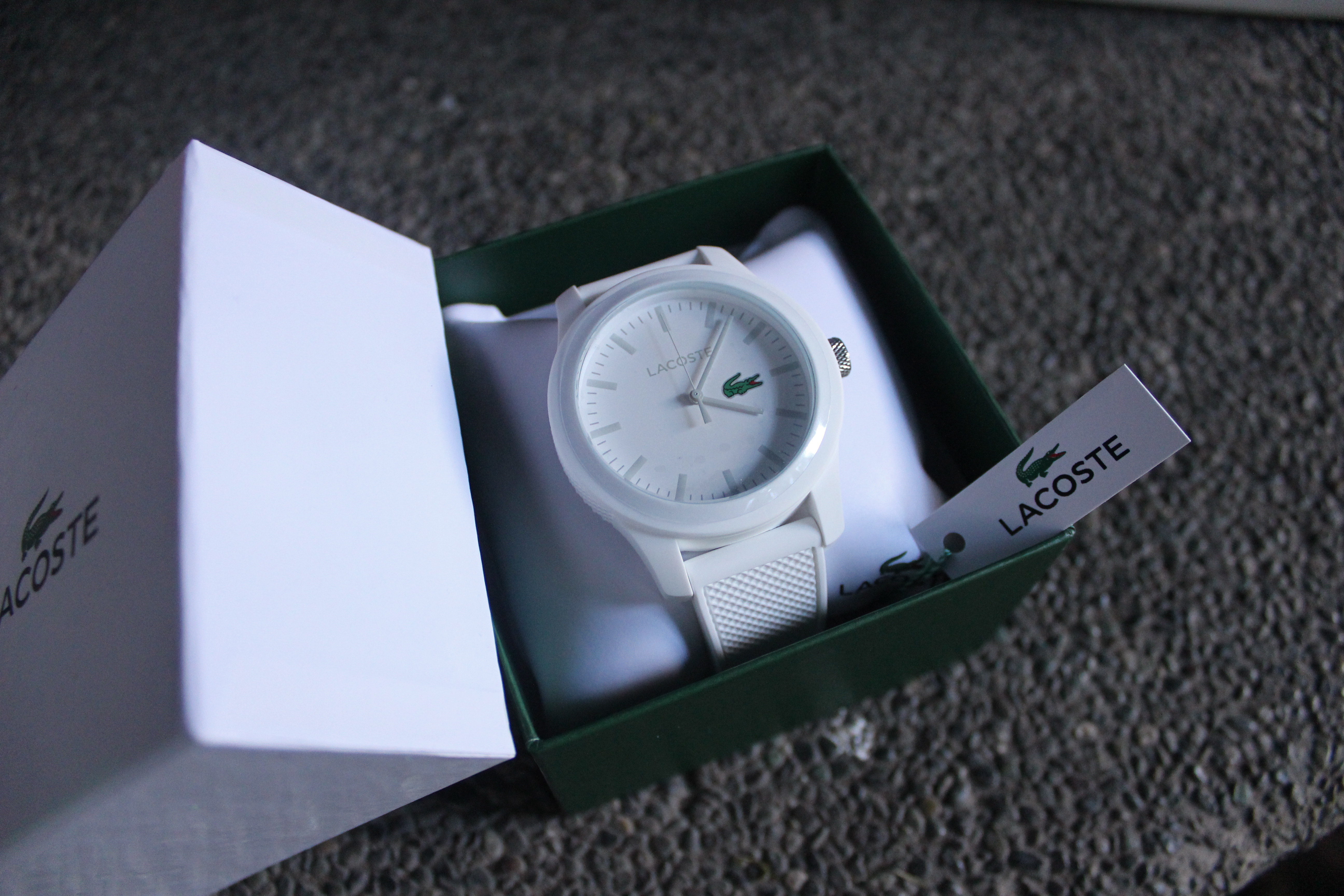 Lacoste 12.12 Watch Collection Launch