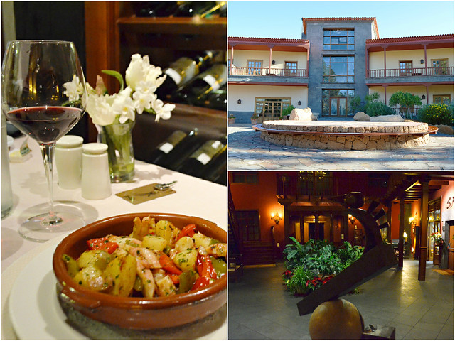 Hotel Spa Villalba, Vilaflor, Tenerife, Montage 3