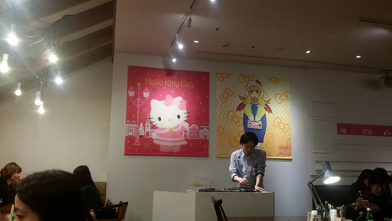 shibuya hello kitty cafe 7
