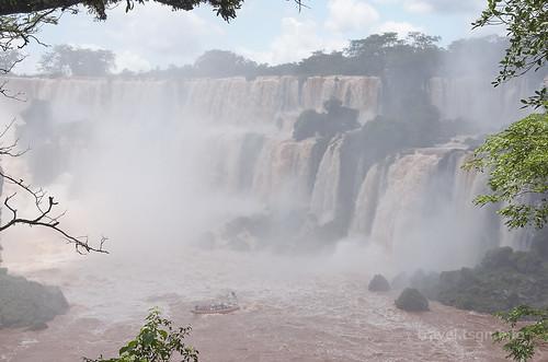 【写真】2015 世界一周 : イグアスの滝・ロワートレイル(1)/2020-09-13/PICT7494