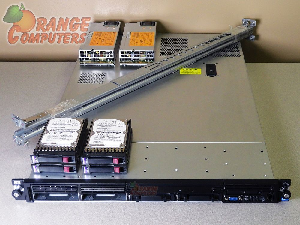 HP ProLiant DL360 G6 Server Dual Xeon X5670 6C 2 93GHz 16G… | Flickr