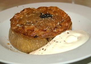 Pie and Sour Cream
