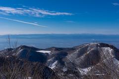 丹沢・奥秩父・富士山の展望が開ける@御黒檜大神