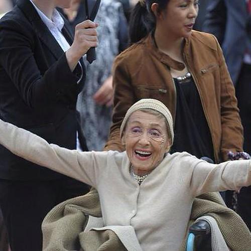 Muere Luise Rainer, primera ganadora del #Oscar | #LuiseRainer