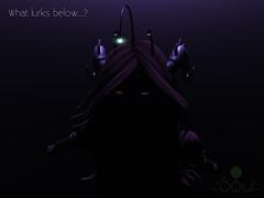What Lurks Below...?