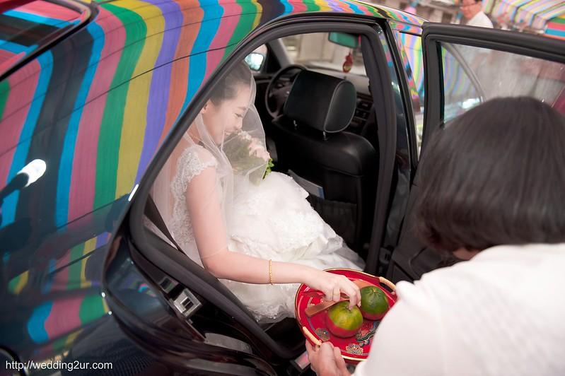 [婚禮攝影] @雲林自宅流水席_066家昇佩如