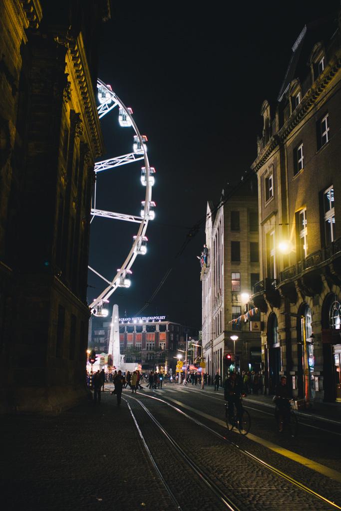Untitled  轆轆遊遊。阿姆斯特丹篇 // 夜踩運河與酒吧街 16185389117 b7994050f3 o
