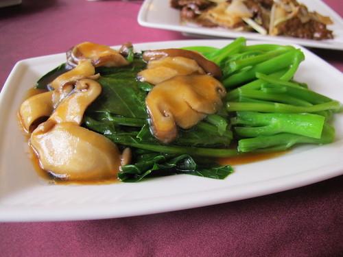 台南餐廳推薦_公司行號聚餐好選擇:台南商務會館_醬炒芥蘭