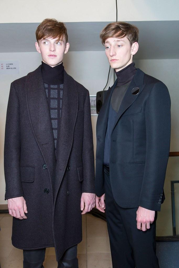 FW15 Paris Hermes305_Fionn Creber, Tom Gaskin(fashionising.com)