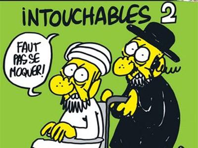 Charlie Hebdo: intocables 2