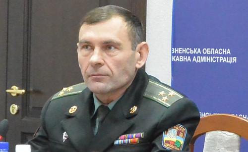 Військовий комісар Твердохліб: