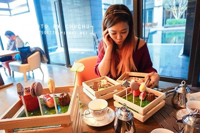 溫泉住宿|北投麗禧溫泉酒店 法式下午茶+私人湯屋超享受