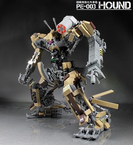 PE-003 HOUND