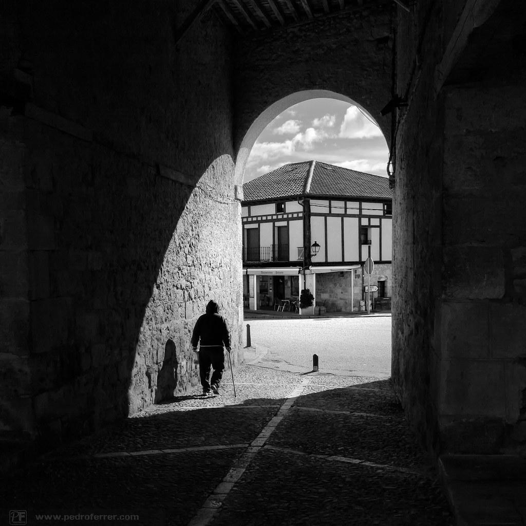 Arco de Peñaranda de Duero