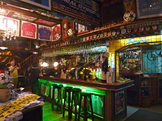 la brigada bar