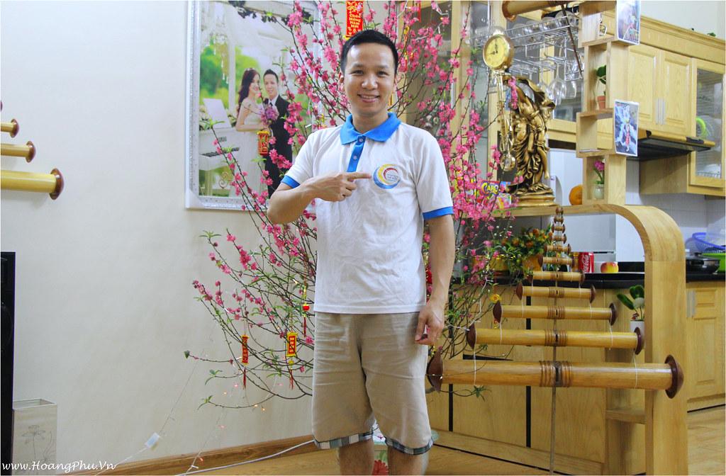 Hoàng Phú - Hội Quán Diều Sáo Hà Nội
