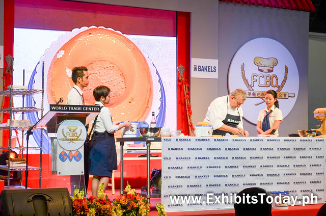 Bakels Sponsored Baking Demo Show
