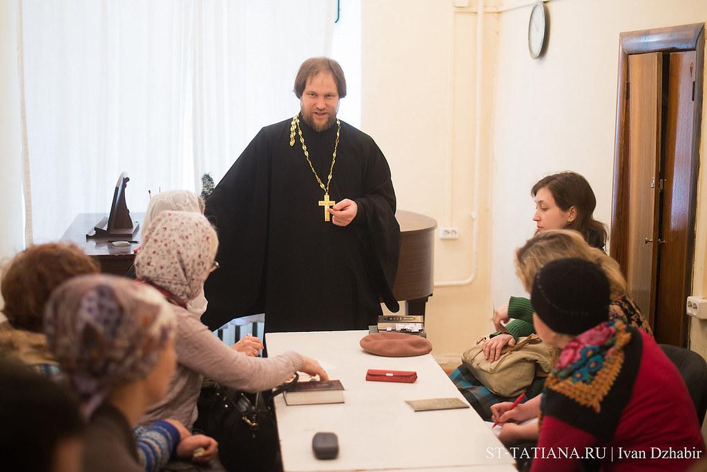 (ФОТО) Занятия группы по катехизации в нашем храме