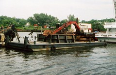 mini dredge 073105