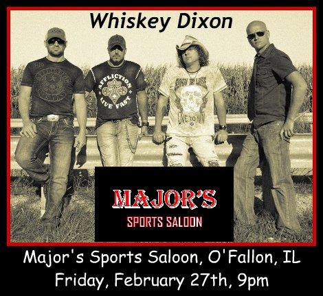 Whiskey Dixon 2-27-15