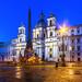 Piazza Navona, Rome by Nejdet Duzen