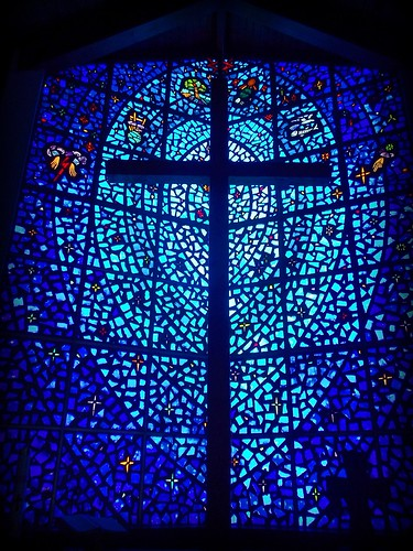 worship cross stainedglass sanctuary unitedmethodistchurch lent focalpoint huntingdonvalley