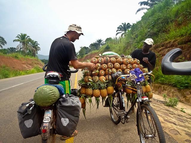 Pineapple stop