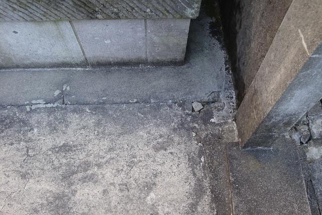 repairing floor