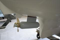 Zijlsloep electric POD engine