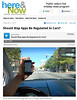 Should Map Apps Be Regulated In Cars?