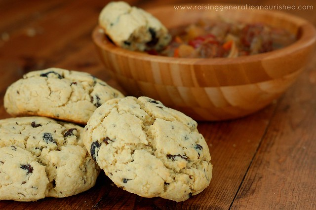 Irish Soda Bread Biscuits :: Gluten Free with Nut, Egg, & Dairy Free Options