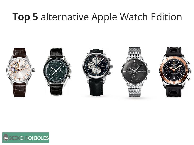 5 alternative de ceasuri pentru Apple Watch Edition 149