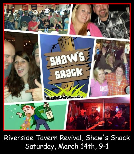 Riverside Tavern Revival 3-14-15