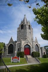 St. Peter's Lutheran Church 112 N. King St. Shepherdstown (WV) August 2016