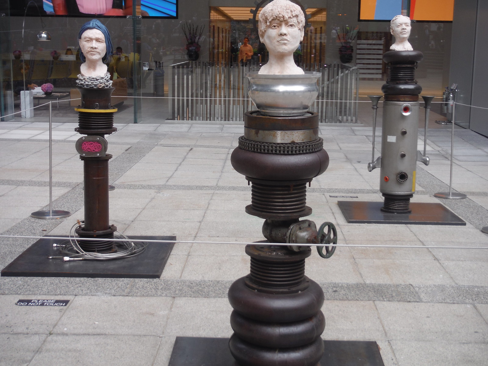 Benedetto Pietromarchi - Of Saints and Sailors SWC Walk Short 24 - Sculpture in the City