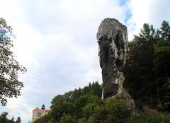 Pieskowa Skała i Maczuga Herkulesa ... Poland