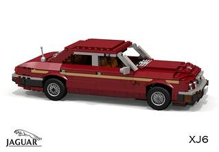 Jaguar XJ6 (XJ40 - 1986)